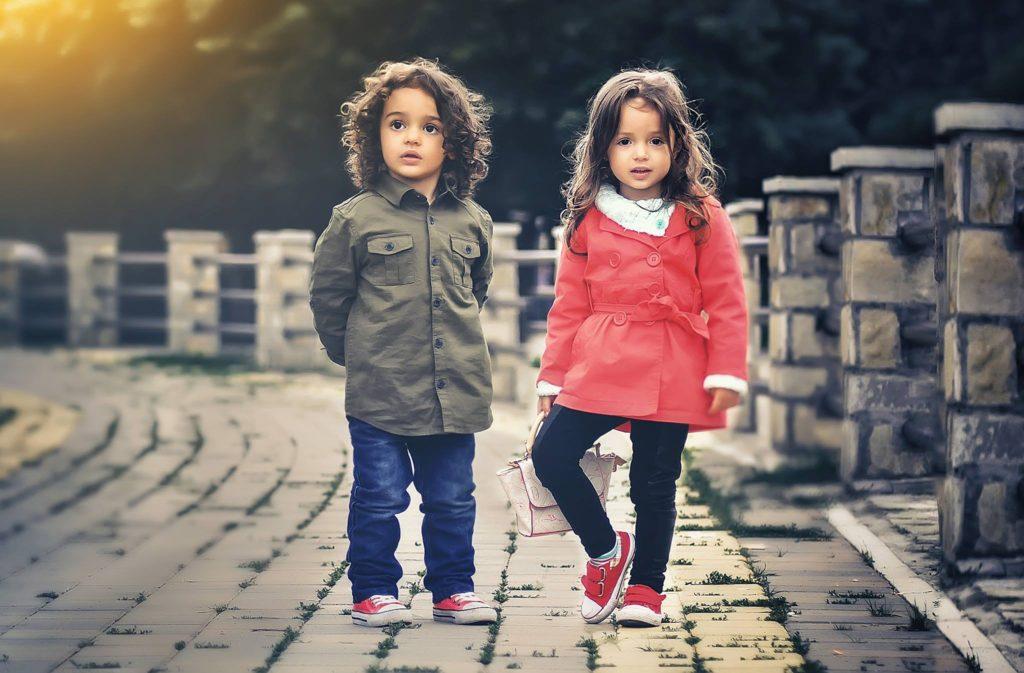 Les meilleures marques de vêtements pour les enfants