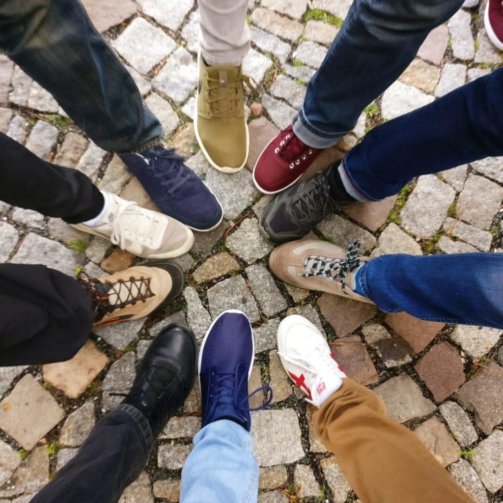 huge discount ae666 883da 4 paires de chaussures stylées et tendance pour étoffer son dressing
