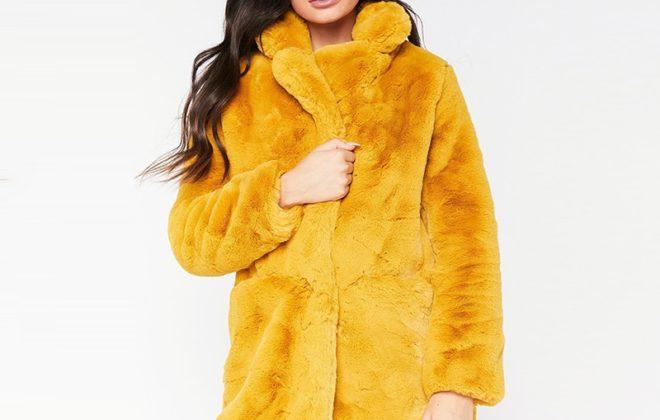 acheter mon manteau fausse fourrure